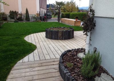 Gartenumänderung | Ruswil, 2017